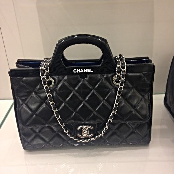 Chanel Cc Delivery Quilted Tote Bag Reference Guide Chanel Handbags Chanel Handbags Red Chanel Bag