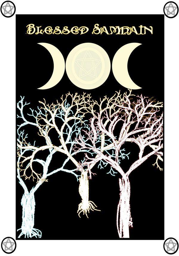 Samhain by BramblRose.deviantart.com on @deviantART