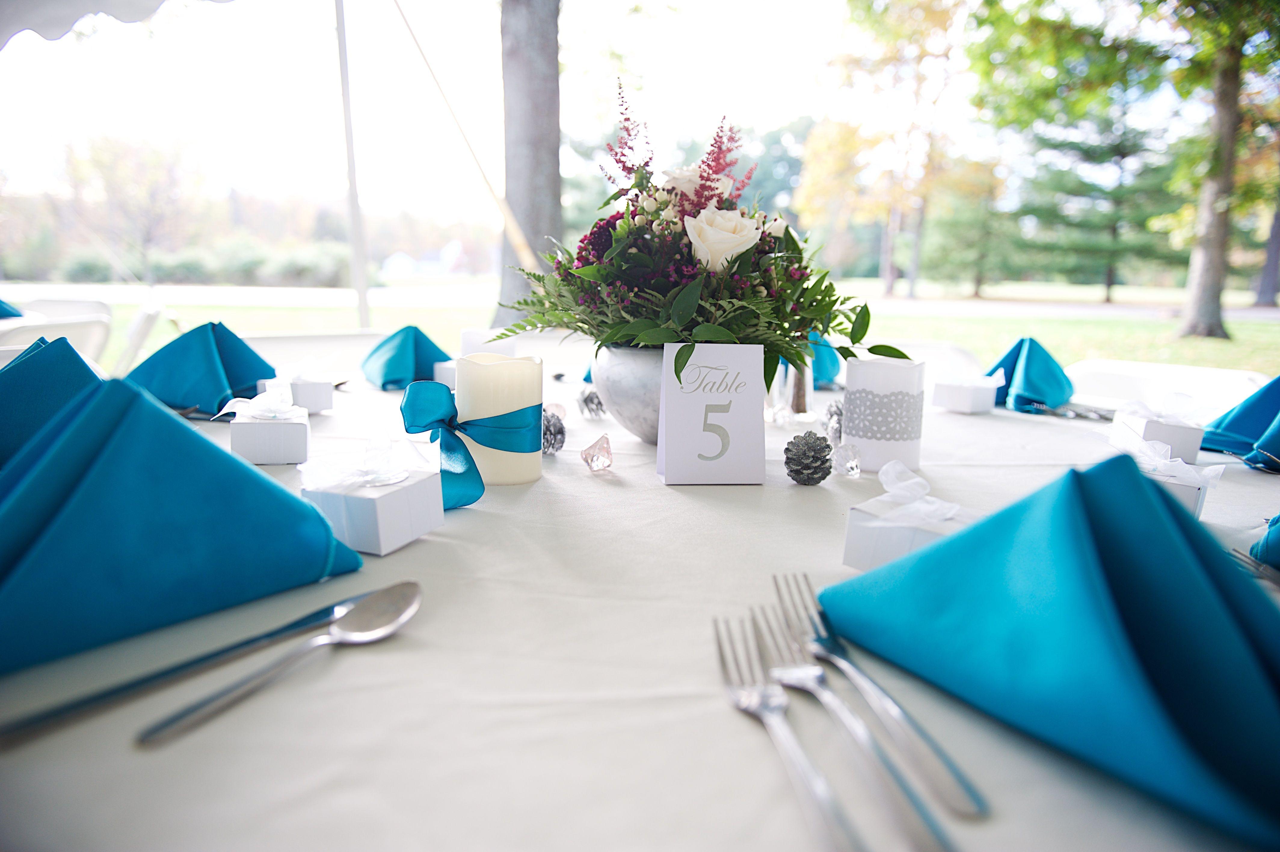 Blush, white and burgundy wedding centerpieces using roses, dahlias ...
