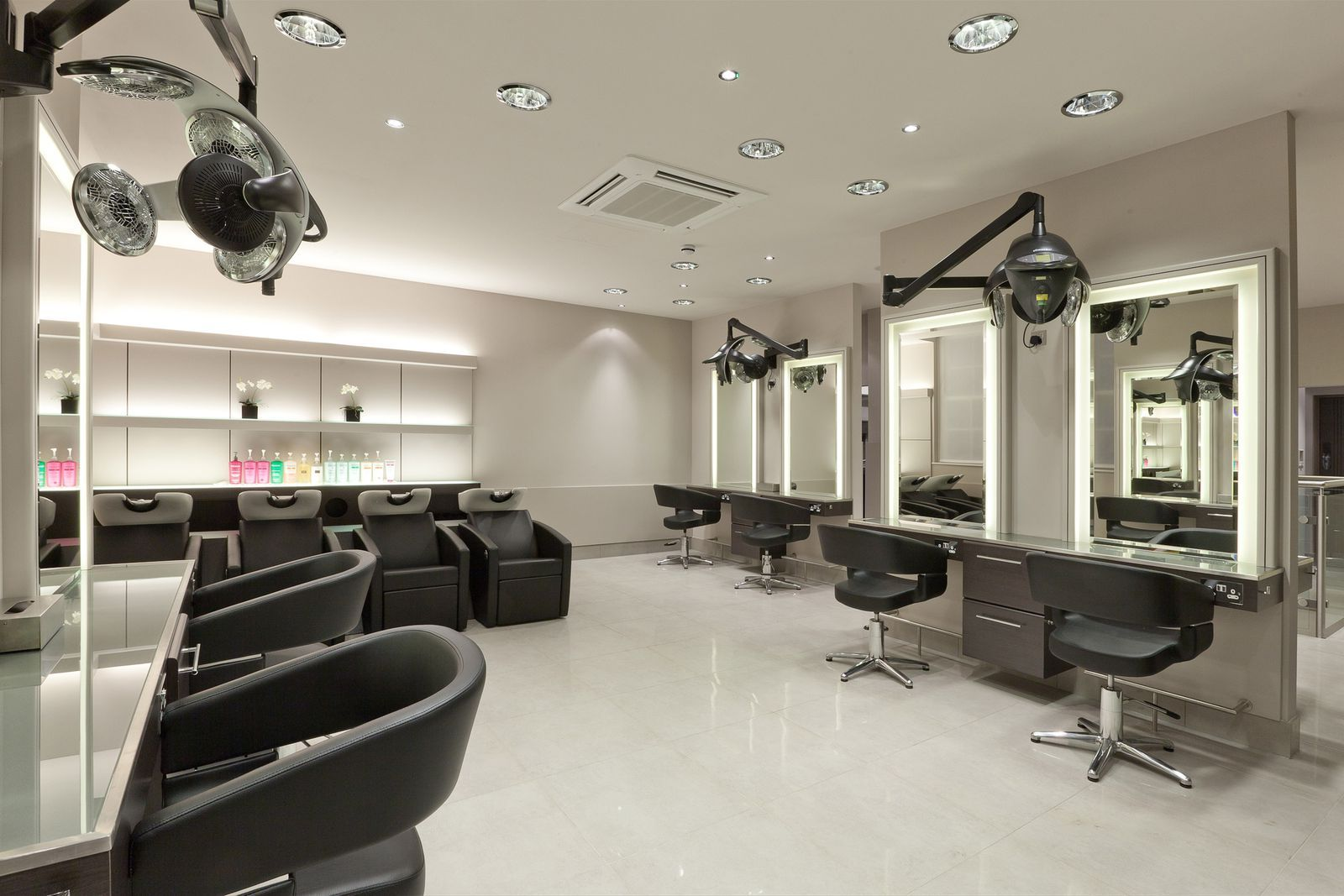 The Best London Hair Salons Salon Interior Design Salon