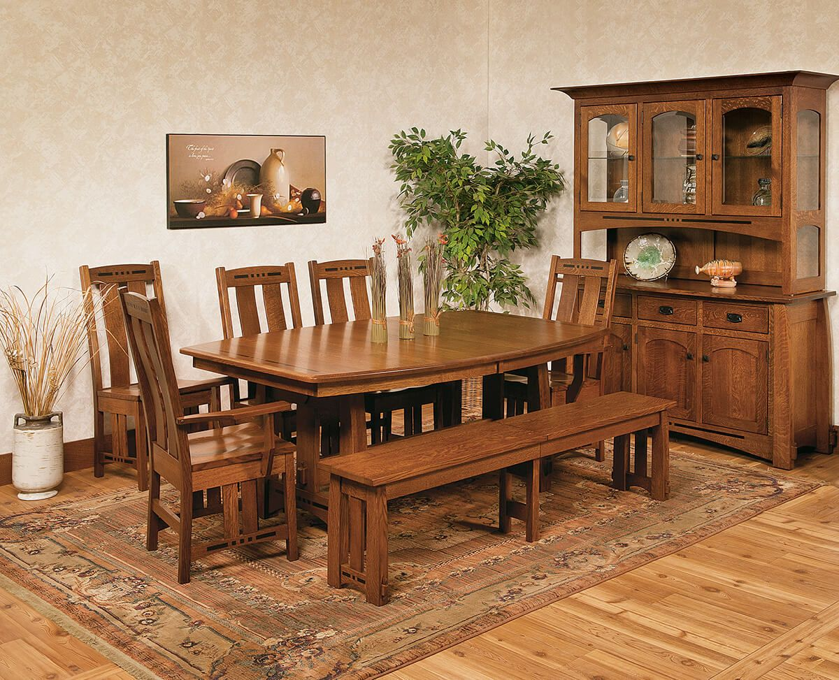 Amish Carlsbad Dining Set Dining Room Furniture Collections