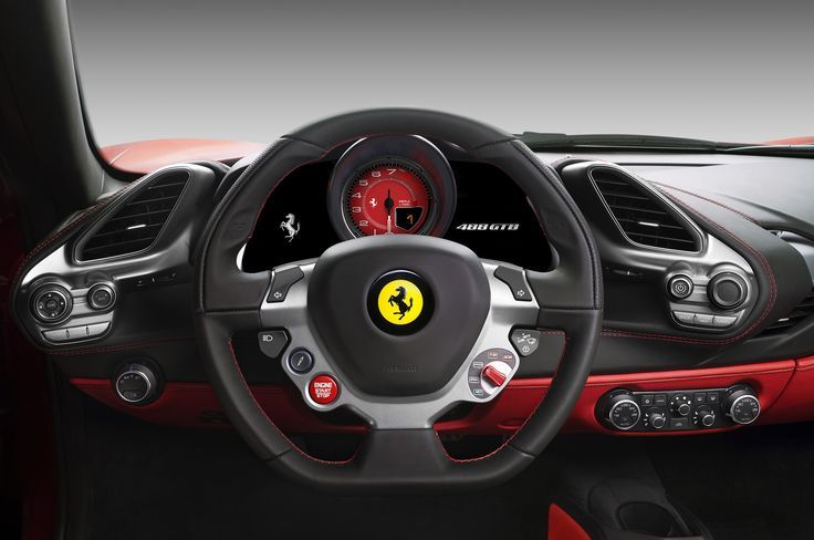 Nice Ferrari 2017 458 Gtb Interior