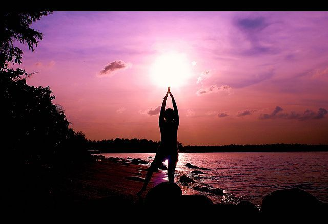 Yoga as a Form Of Corporate Stress Management How to do
