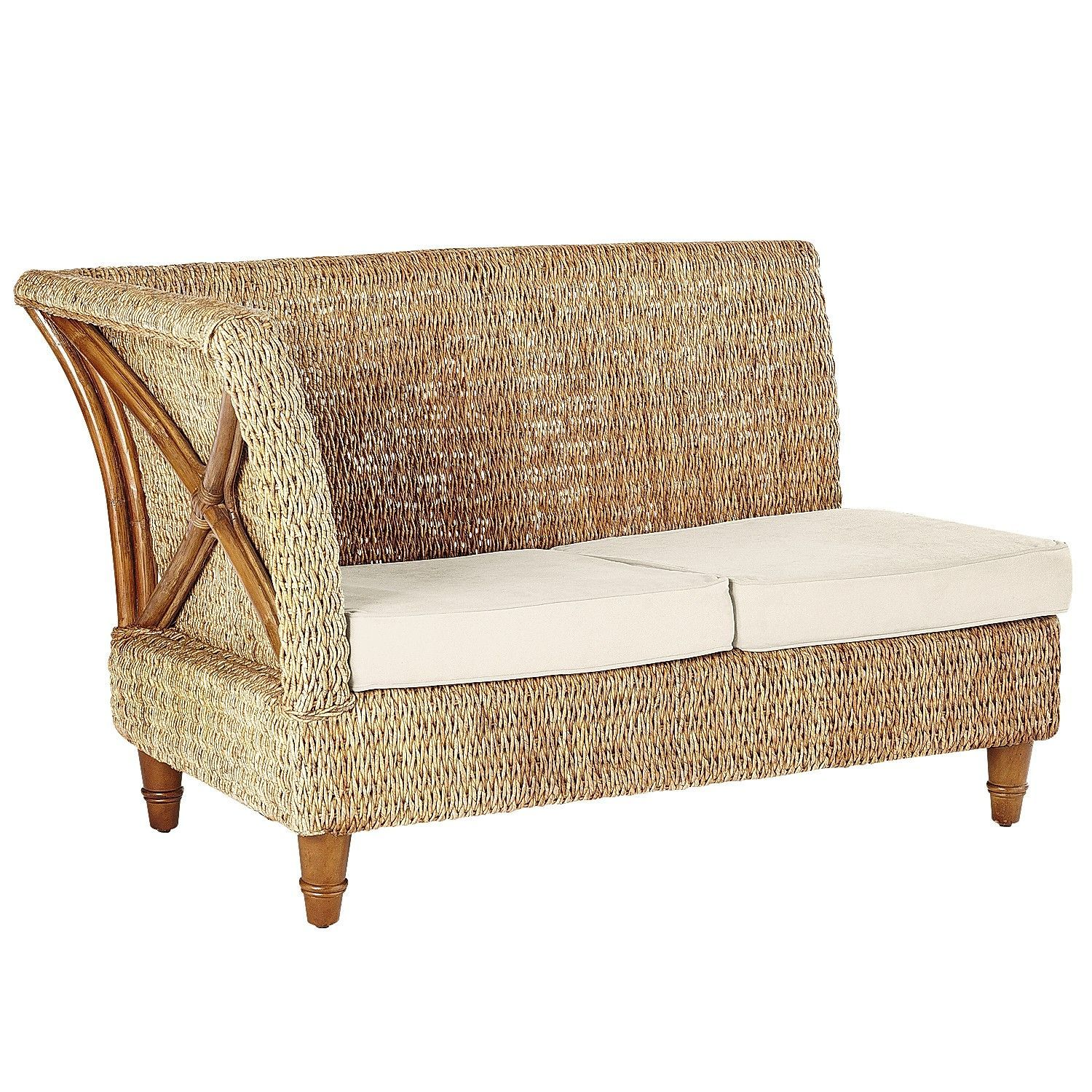 Malabon Wicker Corner Chair