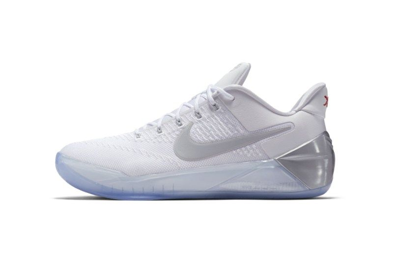new kobe shoes white