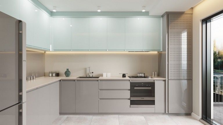 40 Luxury L Shaped Kitchen Designs And Tips You Can Use From Them