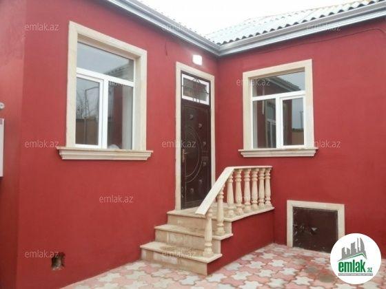Satilir 4 Otaqli 110 M2 Ev Villa Binəqədi Binəqədi Qəsəbəsi Unvaninda Home Villa Decor
