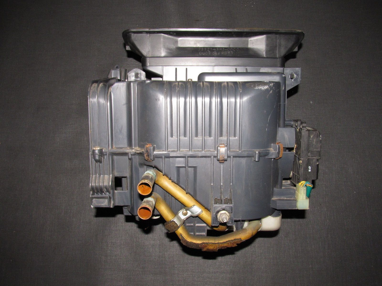 hight resolution of 88 89 honda crx oem heater core assembly box