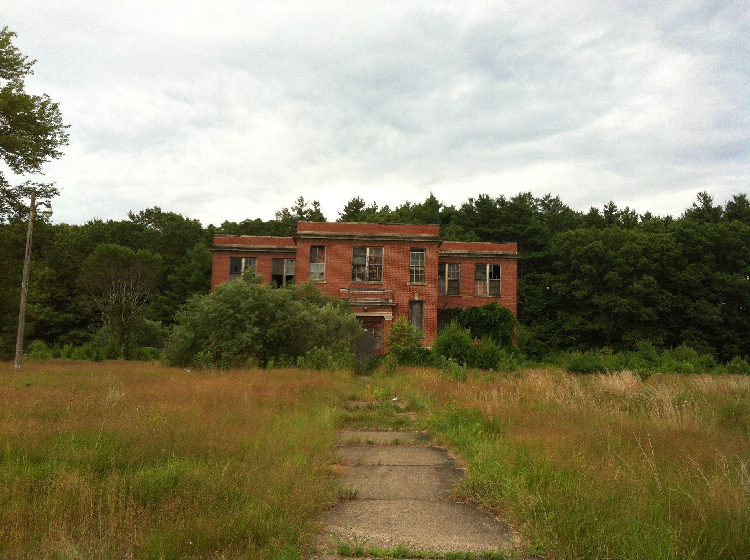 Exeter Rhode Island Haunted
