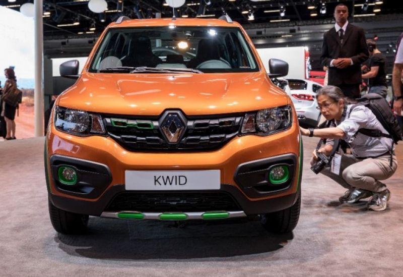 The All New 2019 Renault Kwid Model Will Cost 35 Lakhs That Means