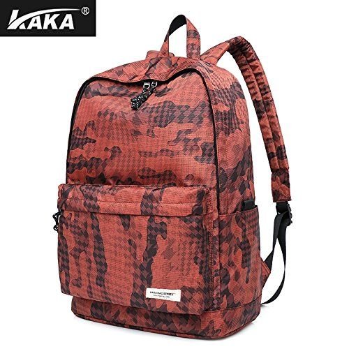 Shoulder Bags Trendy Camouflage Small Backpack Spring Tour