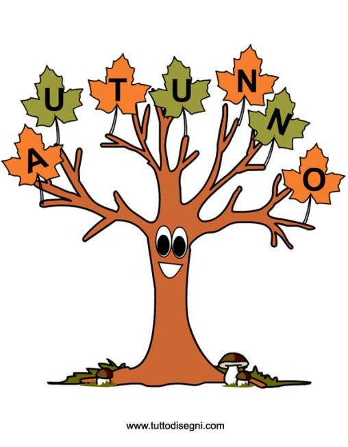 Disegno Autunno Albero Autunno Autumn Moose Art E Snowman