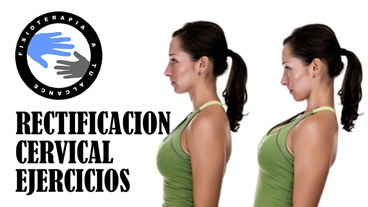 Ejercicios Para La Rectificacion Cervical Ejercicios Estiramientos Ejercicios Pilates