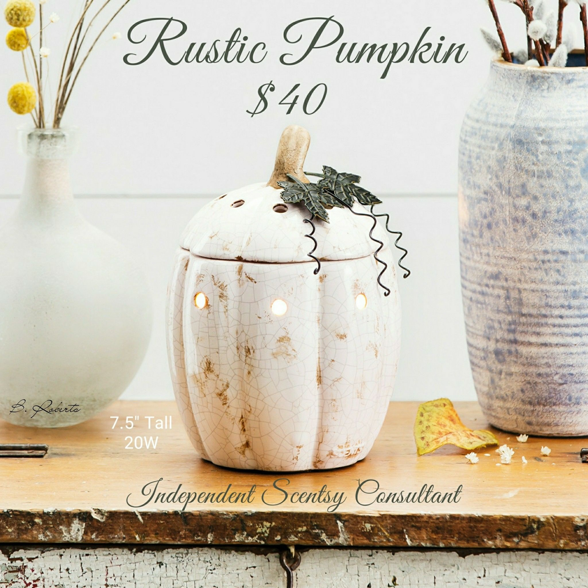 Our Beloved Rustic Pumpkin Is Back This A Favorite Every Season