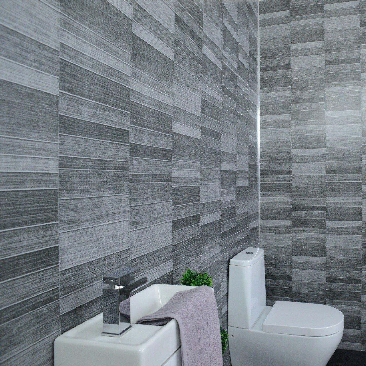 Grey Bathroom Cladding Dark Grey Bathroom Wall Panels Cladding Panels Kitchen