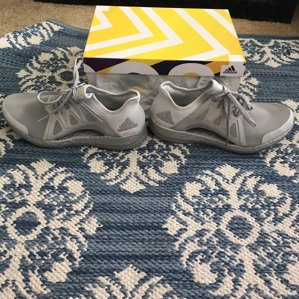 1afebd90d1d44 Adidas Pure Boost Xpose Running Shoes -Sz 9