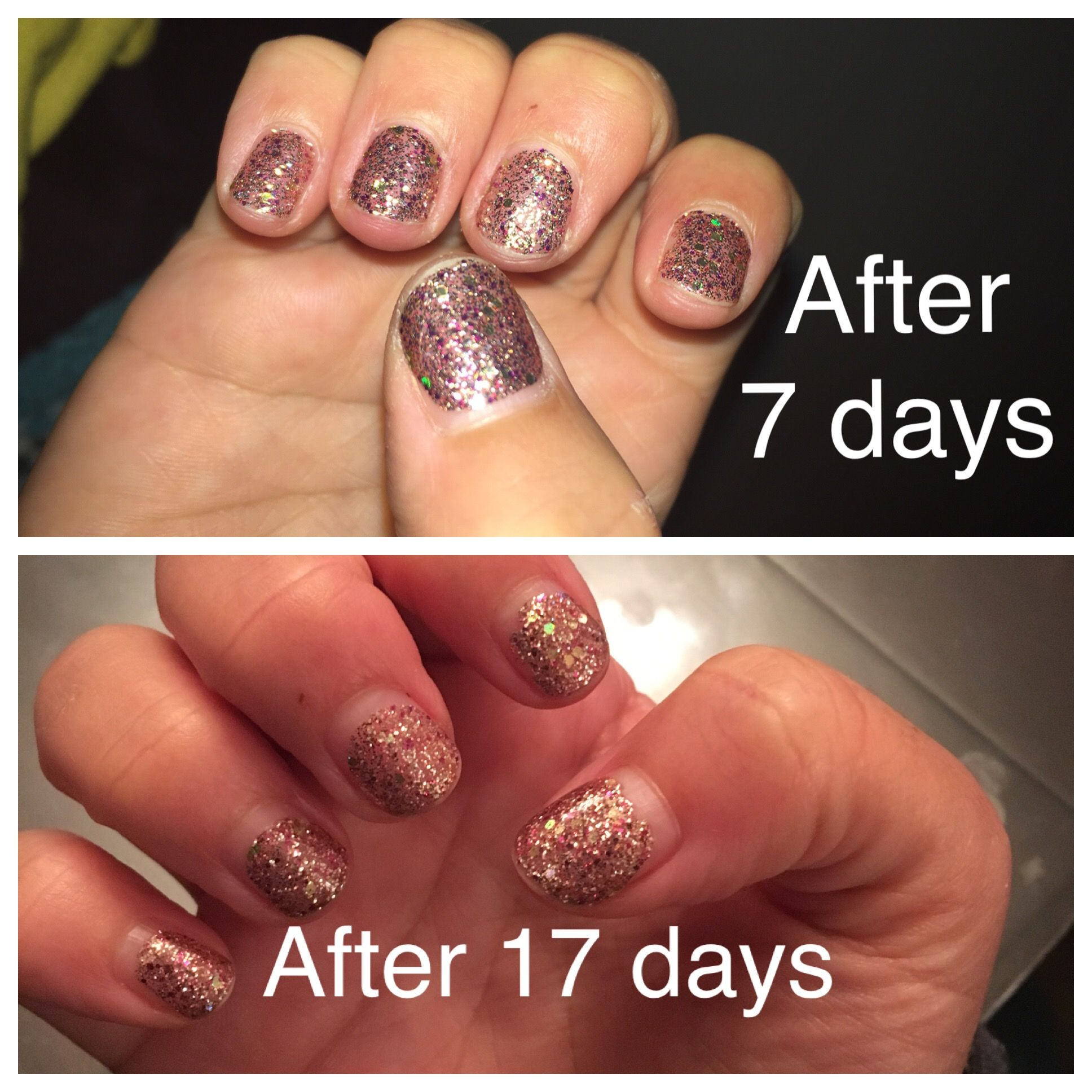 My 6 50 Diy Manicure That Last 17 Days Using Colorstreet Nail