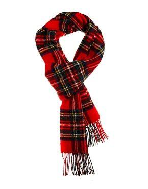 Glen Lossie - Écharpe en laine d agneau à motif écossais   Shopping ... 75fe0ac3152