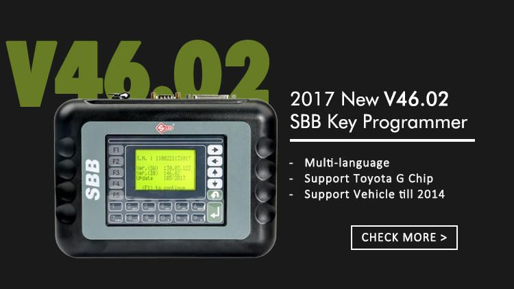 Sbb V46 02 Key Programmer Replace Ck100 46 02 Whats App 86