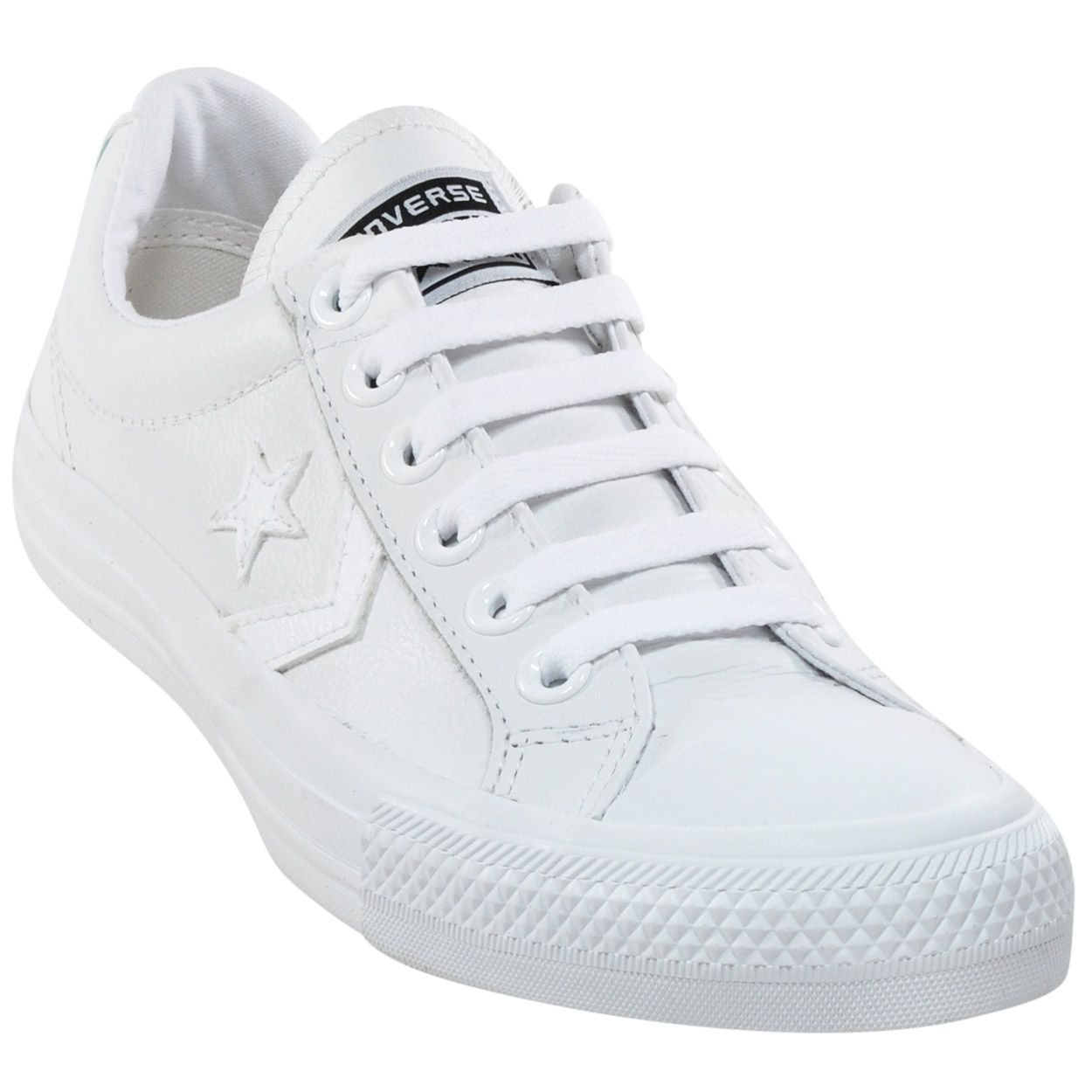 zapatillas converse all star player leather ox