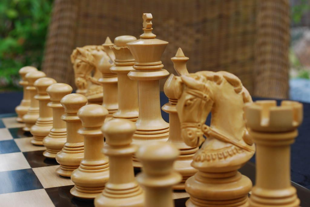 The Joust Set Of In Ebony Chess Pieces 0 1278 426100 Chess Pieces Chess Knight Chess