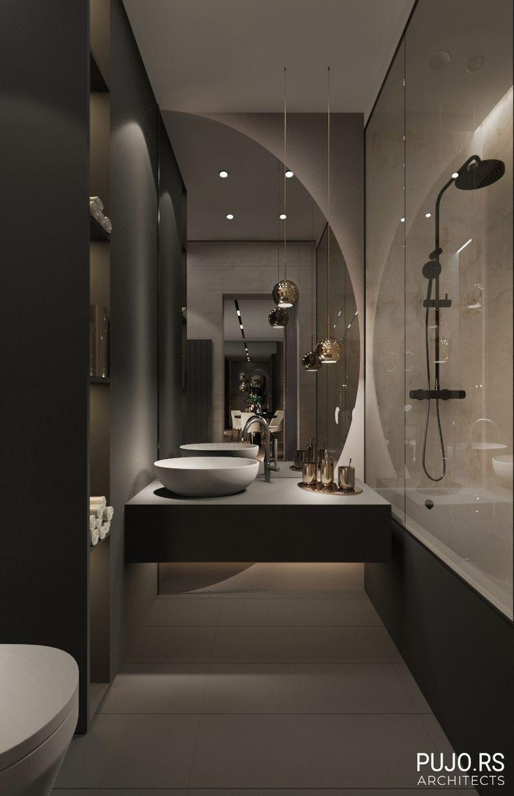 Pin By Kekee On I N H O U S E D I S I N G Bathroom Design Luxury Modern Luxury Bathroom Elegant Bathroom