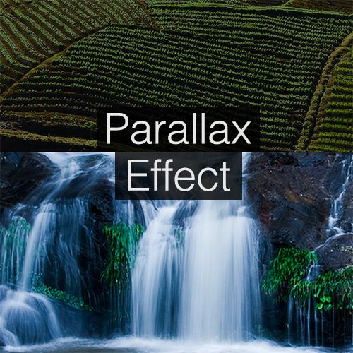 How to create a parallax scrolling website using Skrollrjs - best of blueprint fixed background scrolling layout