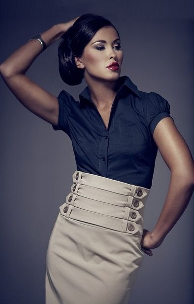Chemise femme manche courte bouffante