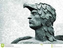 Resultado de imagen para escultura de icaro