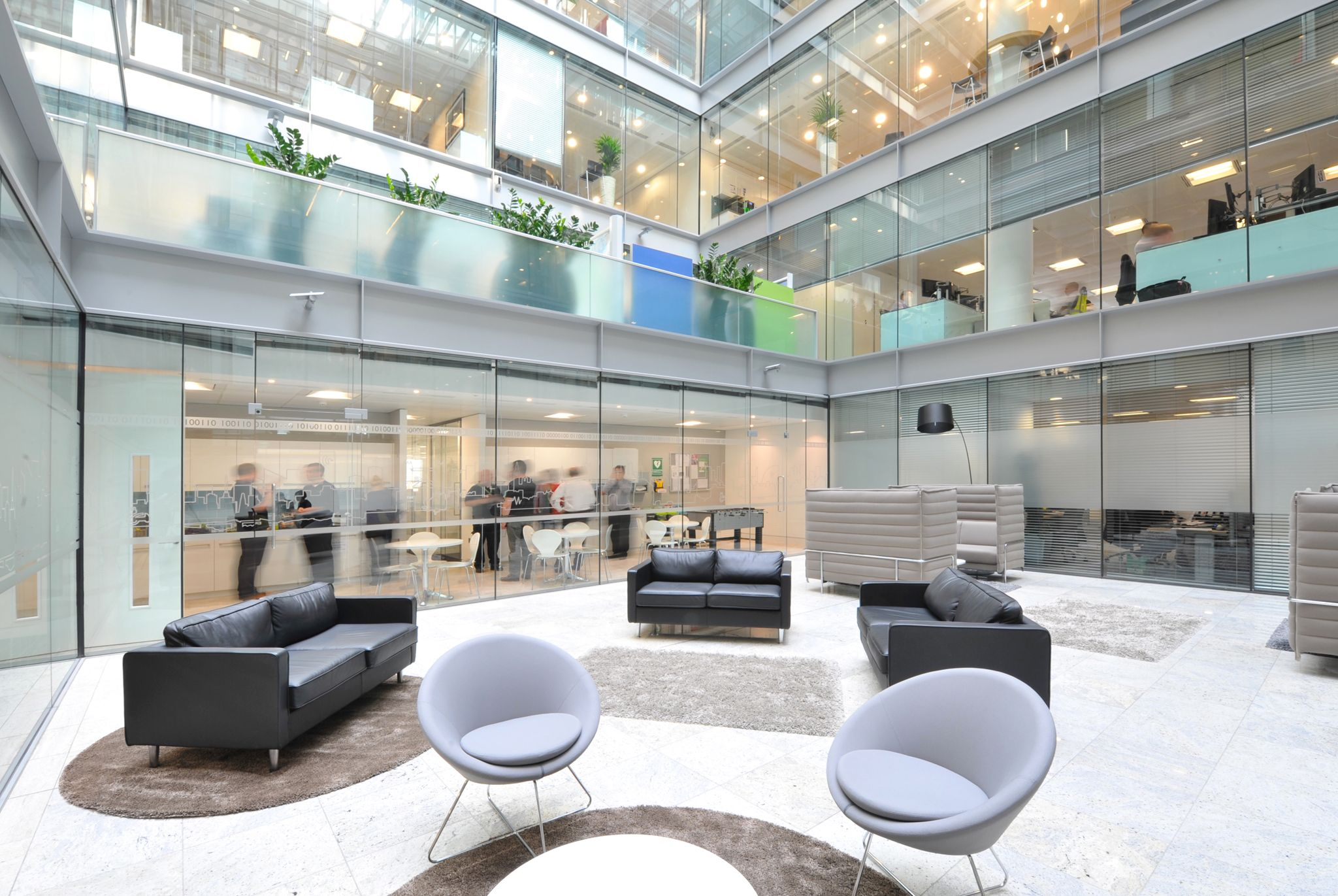 Schneider electric office design fit out cardinal place 80 for Office design victoria