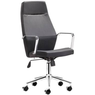 Jcpenney Desk Chair Teacher Rocking Harlean High Back Office Black Found At