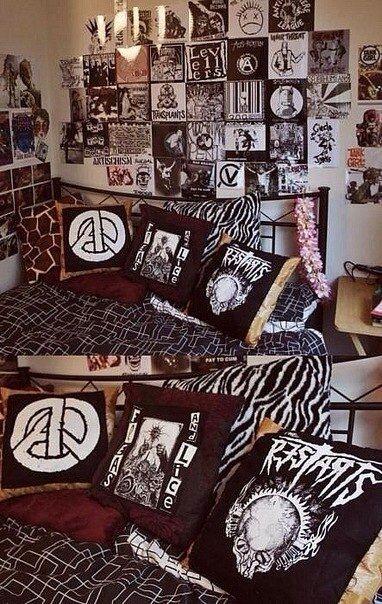 cfcb467ed7d1f4007cd4bcf18b6a64ef Punk Bedroom Decorating Ideas on punk accessories, punk diy, punk art, emo teenage girl room ideas, punk boy bedroom, punk lighting, punk bedroom inspiration, punk kitchen, punk rock bedroom, punk pink, punk girl bedroom ideas, punk photography, punk living room, punk rock room ideas, punk bedroom style, punk themed bedroom, punk emo bedroom,