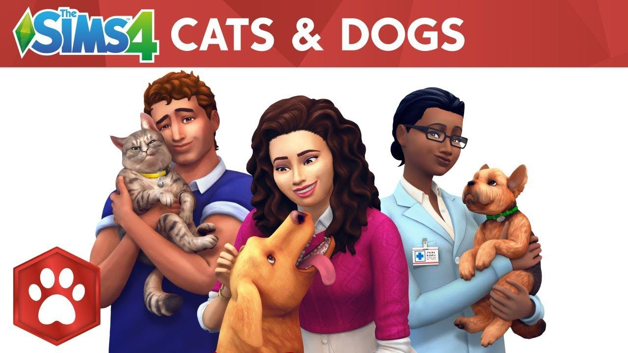 The Sims 4 Cats & Dogs DLC Free Download PC Full Sims 4