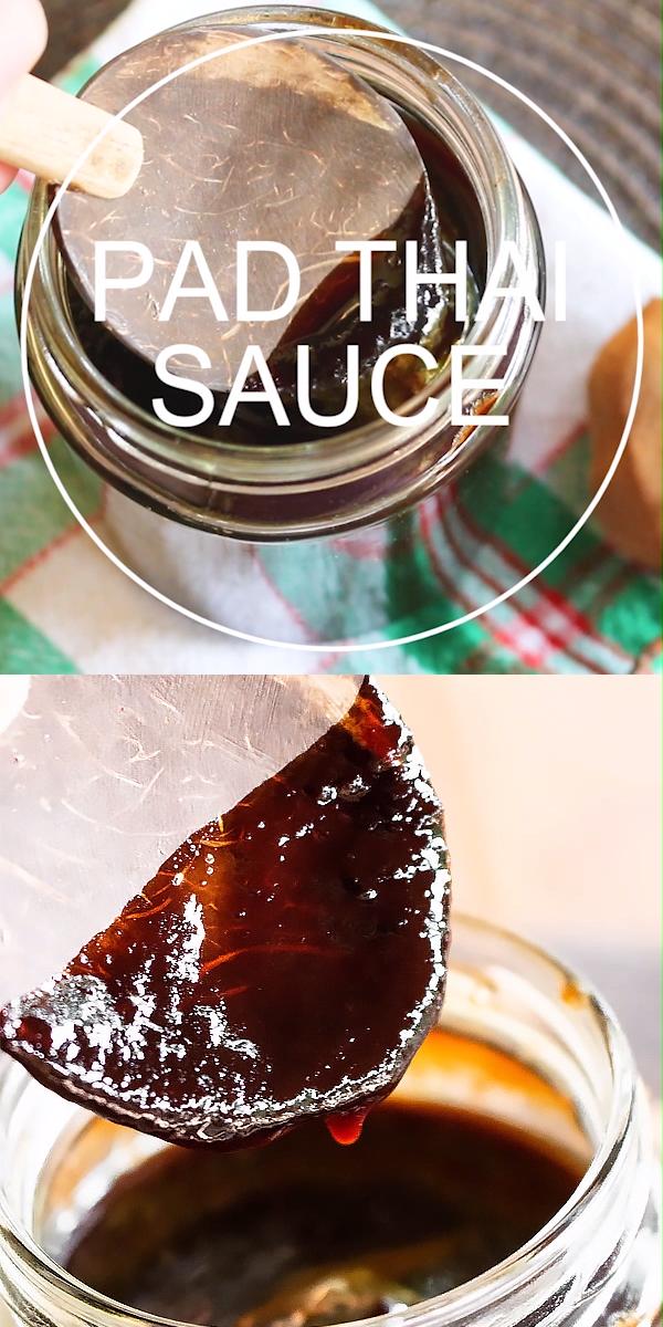 DIY Pad Thai Sauce