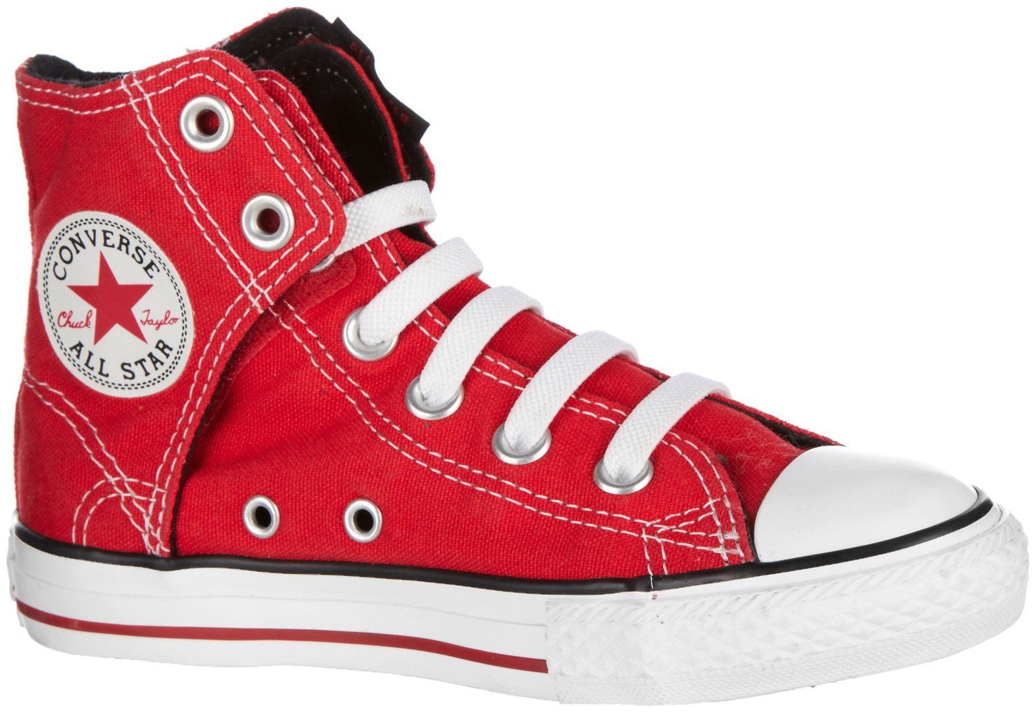 : Converse Chuck Taylor Easy Slip Hi Top Big Kids