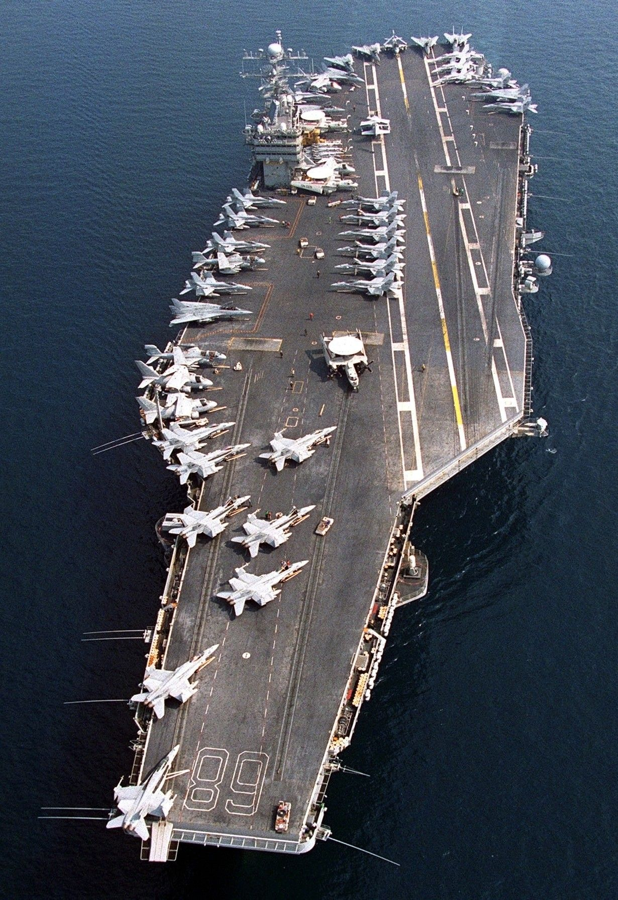 Cvn 68 Uss Nimitz Carrier Air Wing Cvw 9 Aircraft Carrier Uss Nimitz Military
