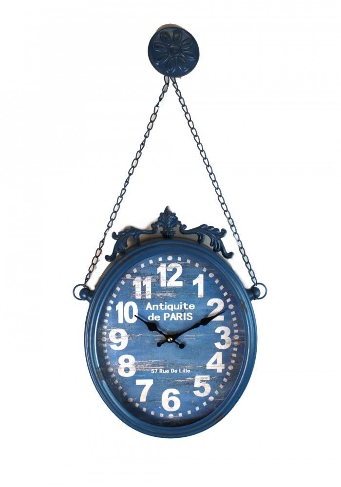 Durable Hooks Creative Wall Hang Classic Glass Home Decor Thermometer