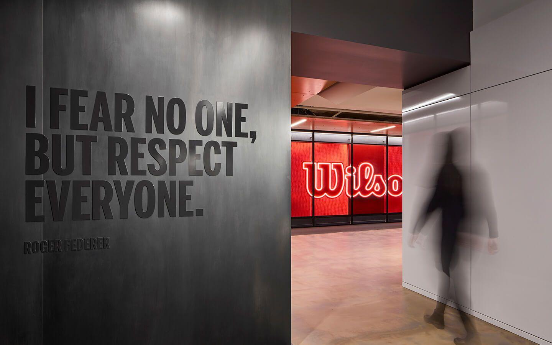 Wilson Sporting Goods Headquarters DesignAssist