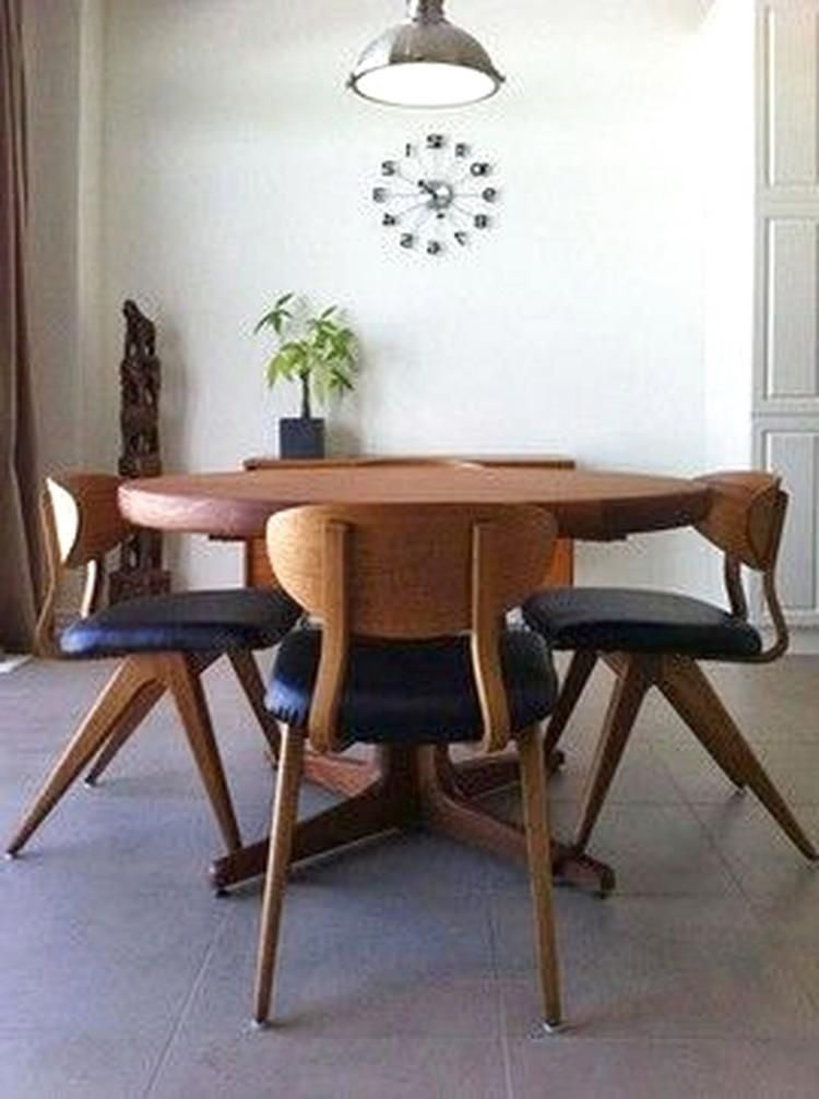 Amazing Danish Design Ideas For Dining Room Table
