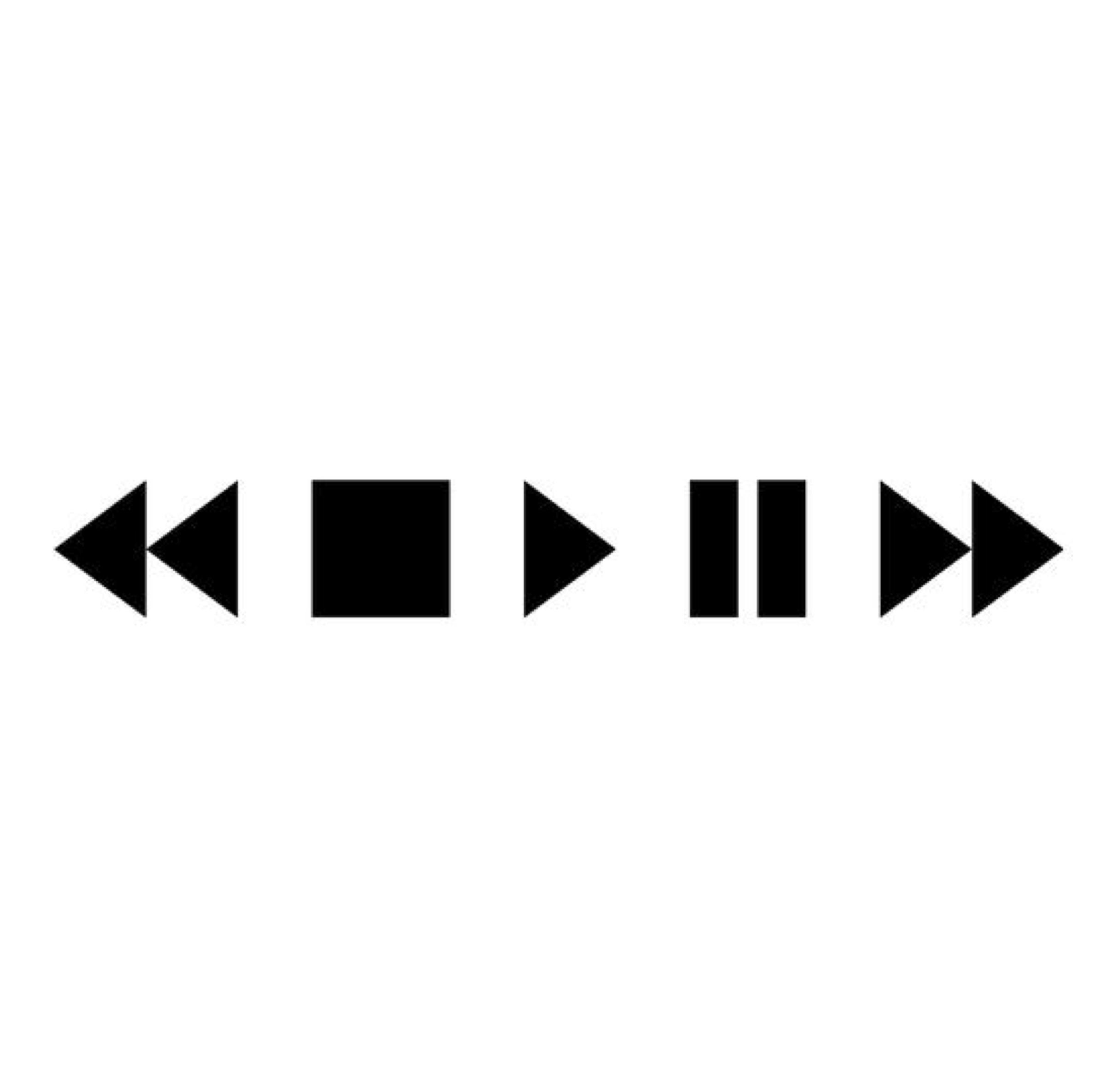 Bildresultat For Play Pause Stop Fast Forward Rewind Music Tattoos Button Tattoo Tribal Lion Tattoo
