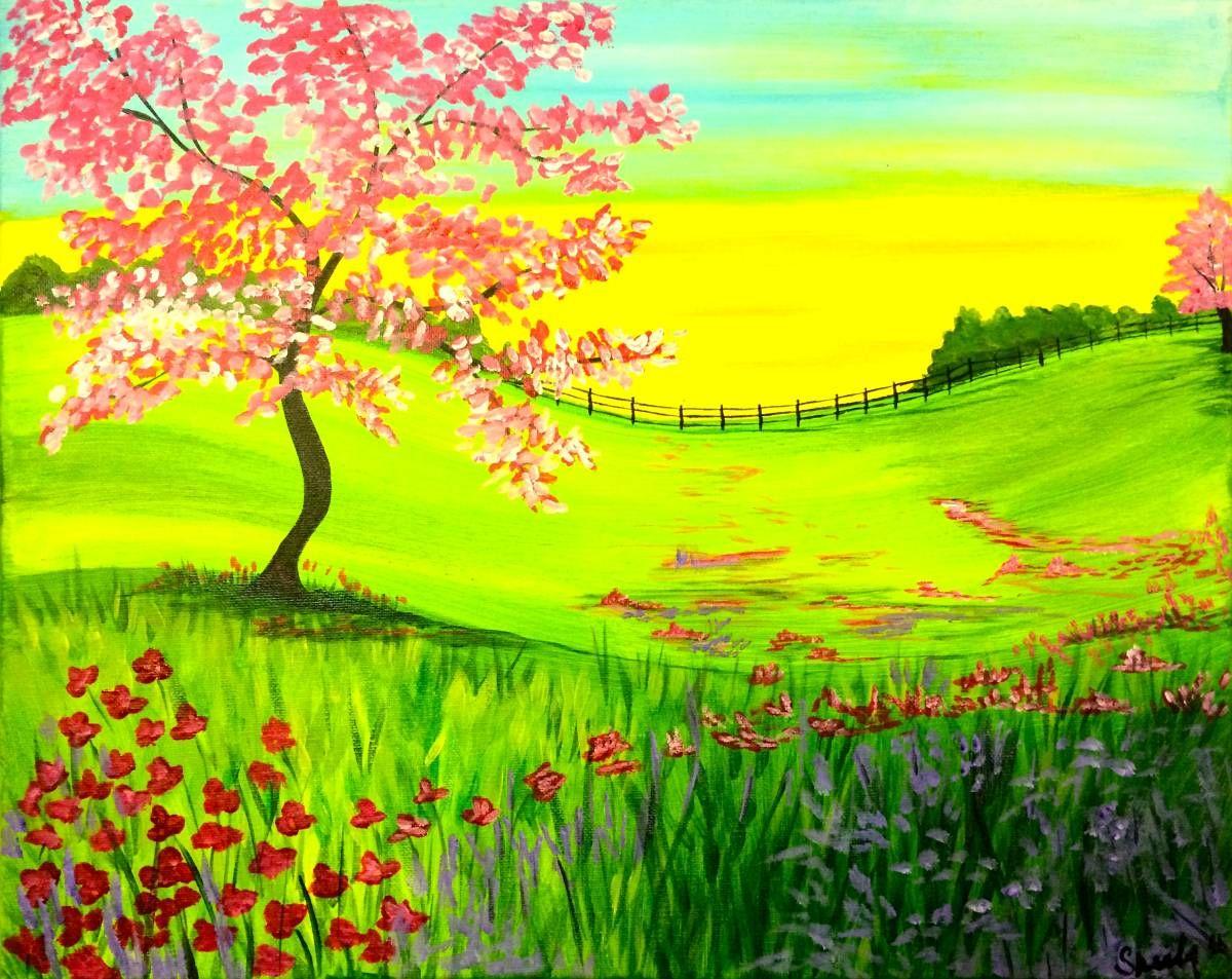 Kentucky Meadow   Paintings   Pinterest   Selbst gestalten, Schöne ...