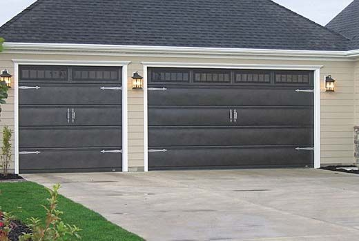 Pin By Andrea Baker On Black Doors And Windows Garage Door Styles Garage Doors Garage Door Design