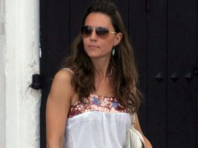 03.02.2012  Kate in Mustique