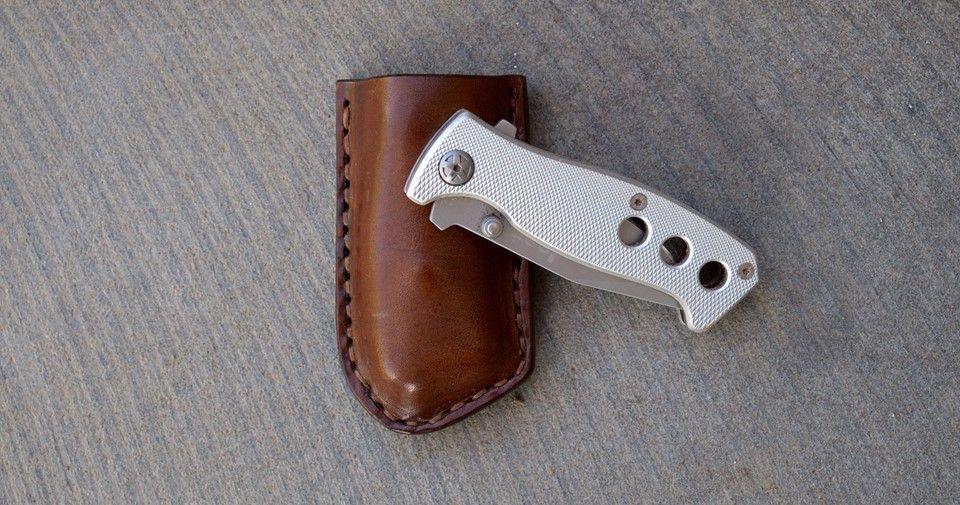 handmade knife case