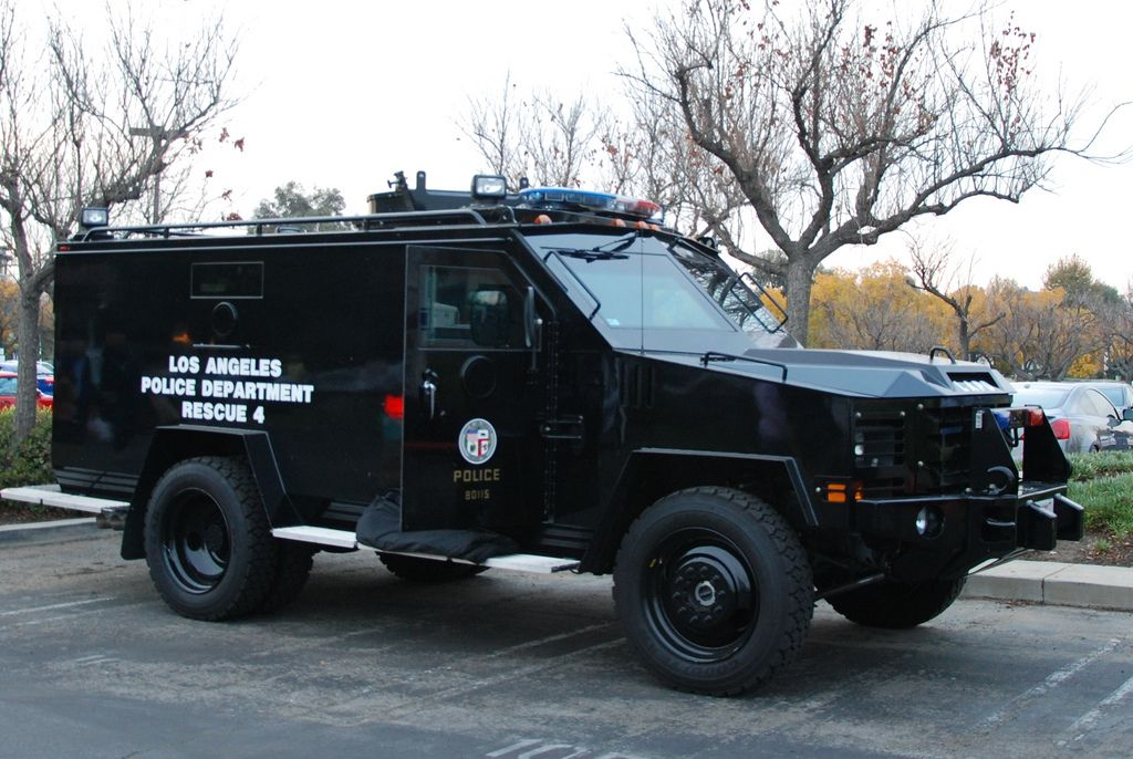 los angeles police department lapd swat rescue 4 lapd pinterest police cars vehicle and. Black Bedroom Furniture Sets. Home Design Ideas