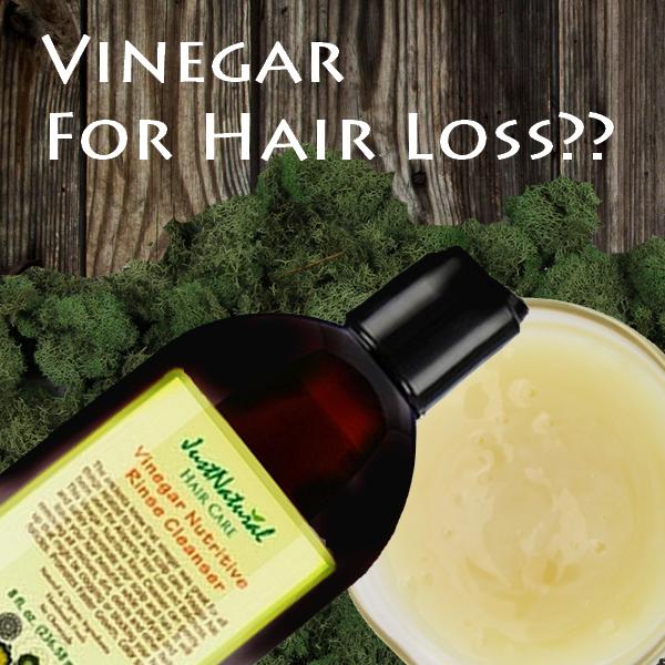 Hair Loss Nutritive Vinegar Rinse Cleanser