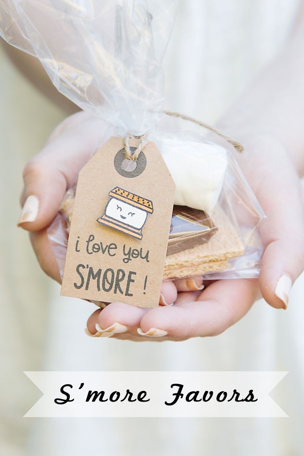 Lawn Fawn Smore Favors @craftsavvy @createoften #diy #party #favors ...