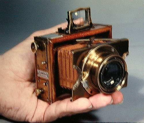 Clarissa 1910 Tropical Plate Camera Vintage Cameras Old Cameras Plate Camera
