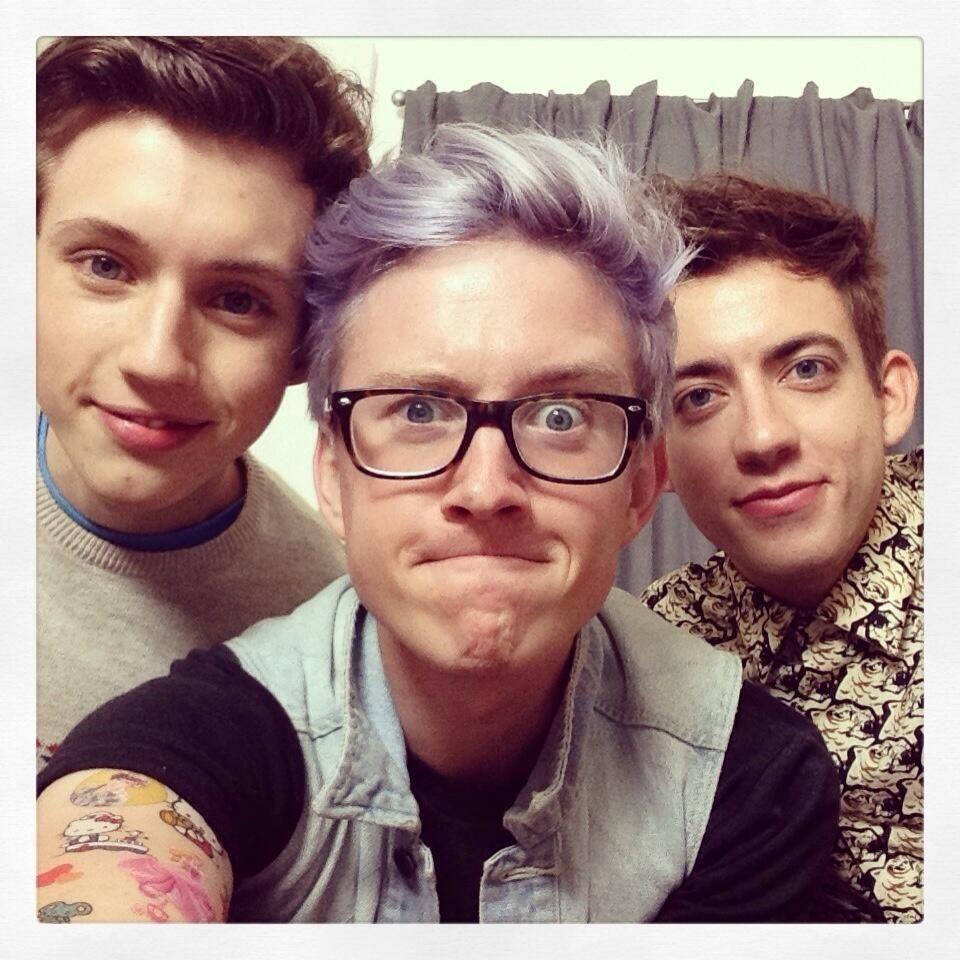 Lo E Tyler Oakleys Hair Color Youtubers Pinterest Tyler