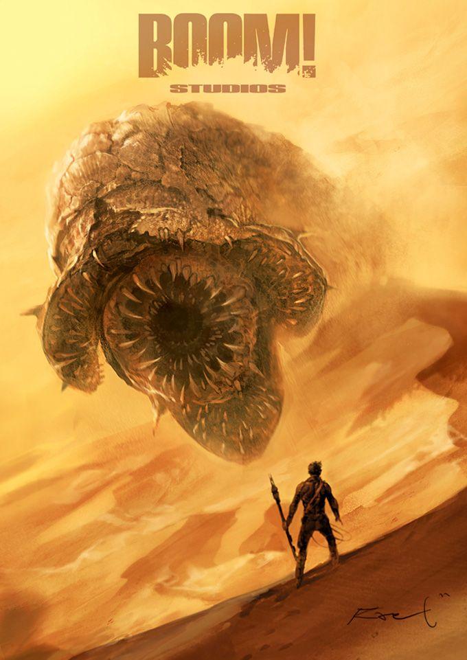 Dune Concept Art And Illustrations Concept Art World Dune Art Dune Concept Art Dune Artwork
